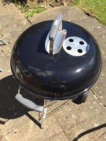 Weber BBQ 47cm used twice only