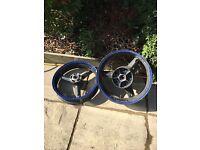 Suzuki GSXR Wheels