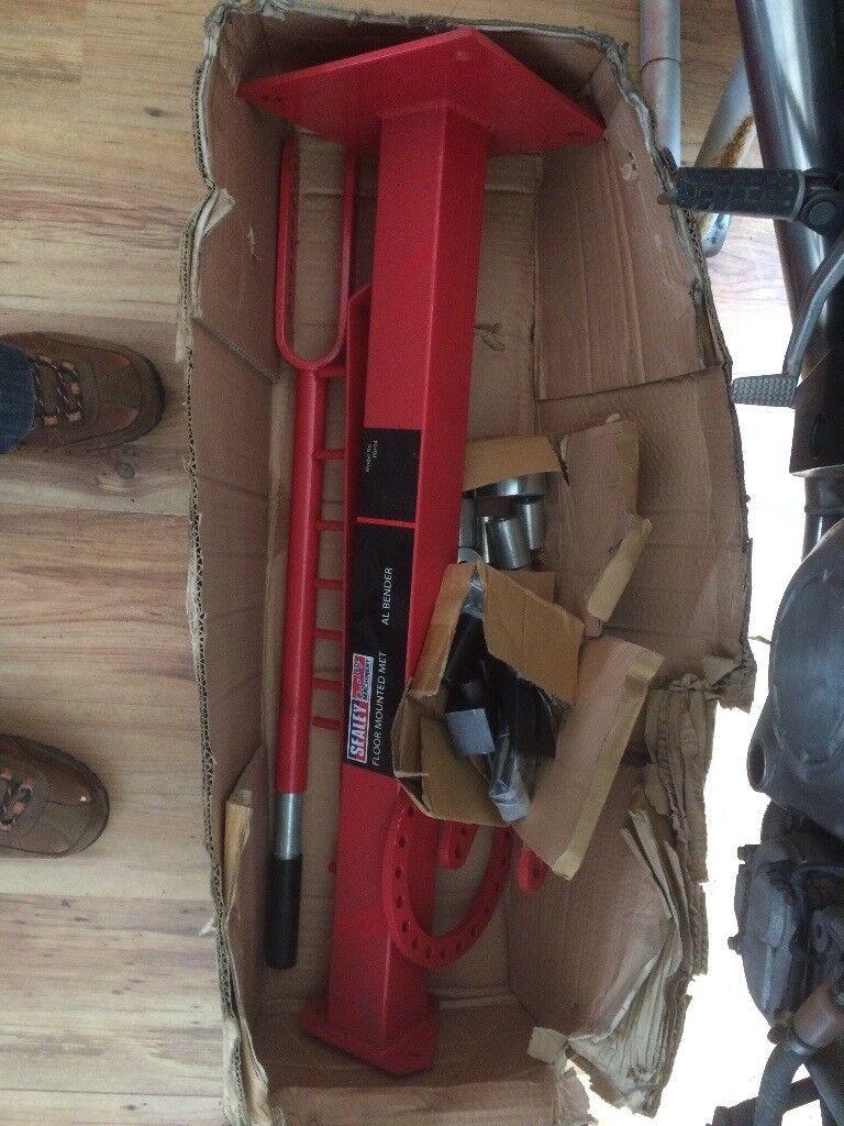 For Sale, Sealey pipe bending tools | in Bangor, County Down | Gumtree