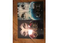 Once upon a time season 3&4 on dvd