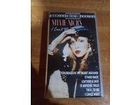 Stevie Nicks - I Can't Wait Video. (VHS)