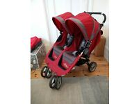 Baby jogger city mini double buggy / pram - 100 pounds