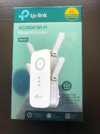 Tp link WiFi range extender re650