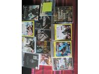 Play station 3 games 13 assorted