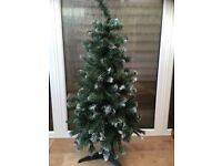 Christmas tree cards decorations candle stockings