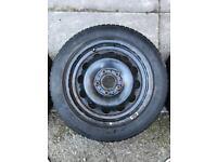 BMW winter wheels Goodyear tyres