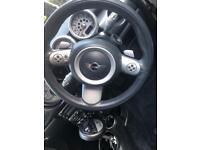 Mini Cooper 3 Spoke function steering wheel
