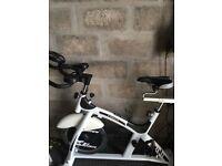 gymaster spinning bike