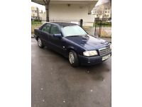 Mercedes C250 Turbo Diesel Automatic 1 year MOT very reliable and great mechanical order