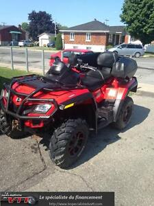 2012 can-am Outlander Max 650 -
