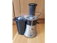 Antony Worrall Thompson Breville JE16 Professional whole Fruit Juicer Juice Extractor