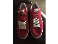 Various shoes and trainers all size 8