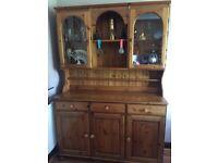 Ducal Pine Welsh Dresser for sale - REDUCED
