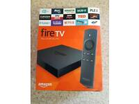 Amazon fire tv 4k ultra hd