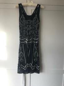 Pretty Eccentric Brooks Flapper Dress