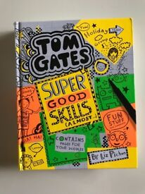 Tom Gates Hardcover Book