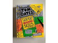 Tom Gates Hardcover Book