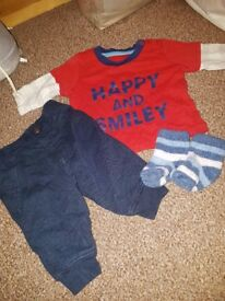 baby boy clothes 0-3 from £1 antrim