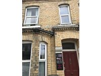 Rooms in shared houses for rent-York city center-from £300 pw inc