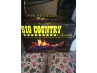 Big country collection 20 country music CD's