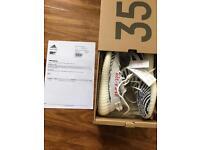 Adidas yeezy boost 350 v2 zebra size 7.5