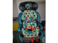 Cosatto group 1 2 and 3 car seat