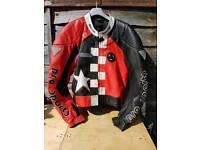 Motorcycle jacket Hein Gericke Pro Sport