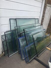Glass units