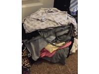 Clothes bundle size 14-16