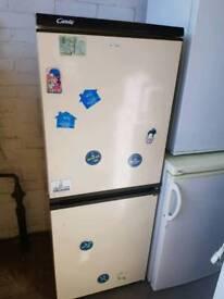 Candy small fridge freezer