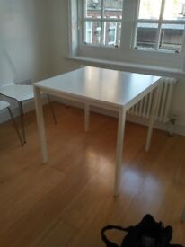 Ikea MELLTORP tables 75cm x 75cm. Excellent condition. Free delivery