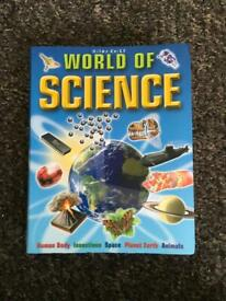 World of Science Book
