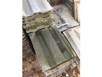 Redland renown grey roof tiles