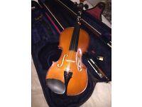 Stentor Student 2 Violin, plus spare Violin