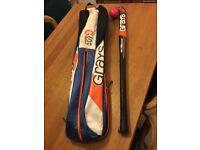 Grays hockey bag and stick