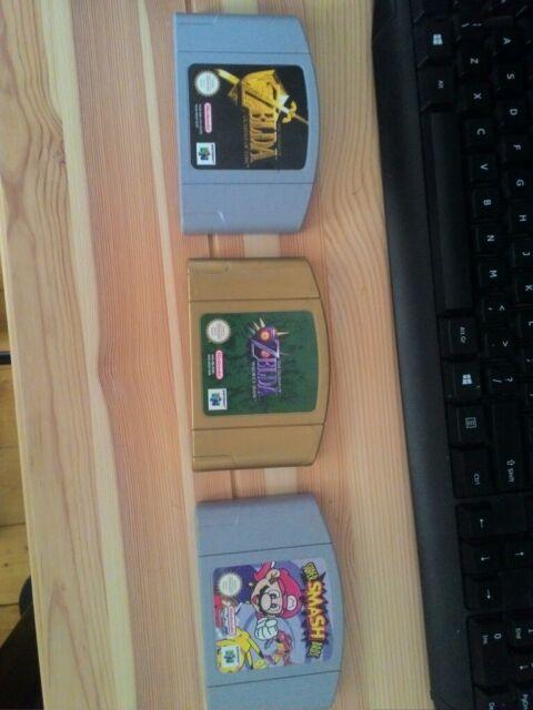 Rare N64 games - PAL Cartridge Only | in Roseburn, Edinburgh | Gumtree
