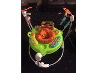 Fisherprice baby bouncer very good condition