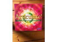 Articulate! The fast talking description game
