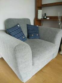 LargeComfy Armchair £100
