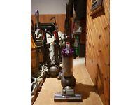 purple dyson dc40 MULTI FLOOR ROLLERBALL VACUUM CLEANER tools 1 week guarantee n