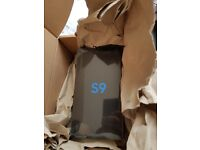 BRAND NEW SEALED SAMSUNG S9 64GB £530 OR Cash swap with Iphone X plus cash