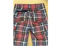Size 28 Waist Boden Boys Smart Shorts