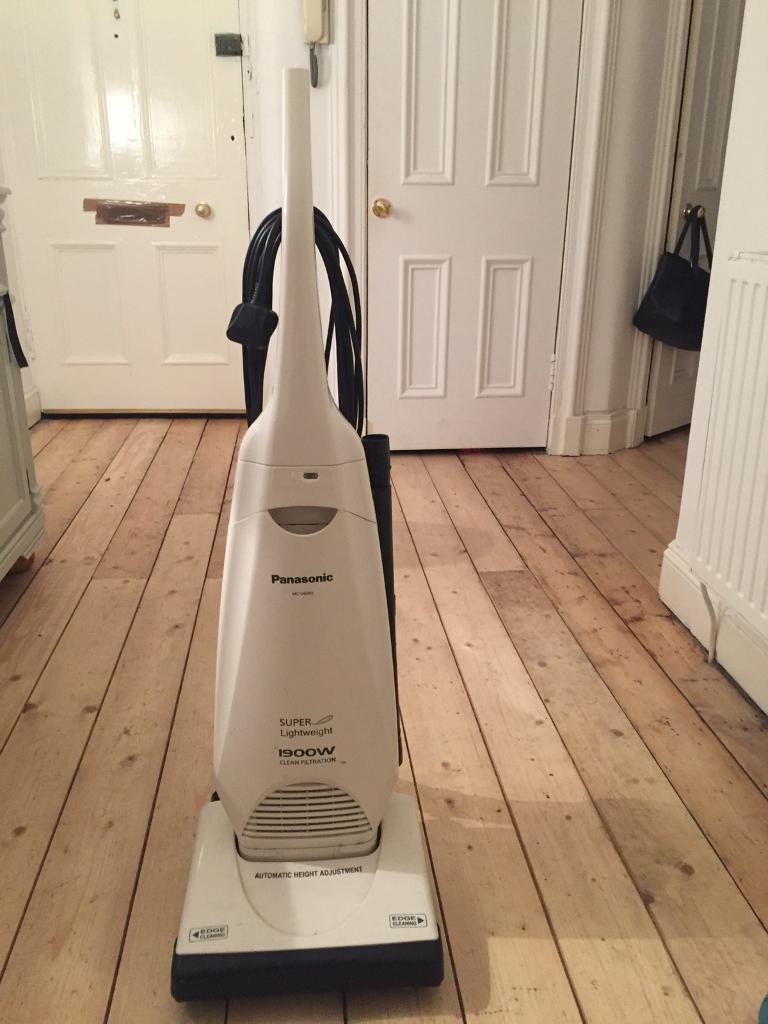 Panasonic 1900W vacuum cleaner