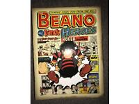 Beano and dandy special editions