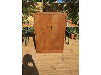 Free wooden cabinet, collection today