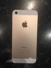Apple iPhone 5s 16gb Gold, Unlocked