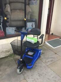 Mobility Scooter Travel Size 4 MPH