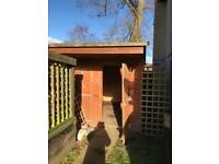 14ft x 12ft shed