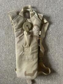 Genuine Camelbak, water carrier as a shitty US military