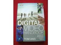 New - Digital Video Hand cover Book - Hardback reference book by Tom Ang